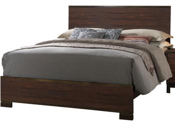 Portia Panel Bed
