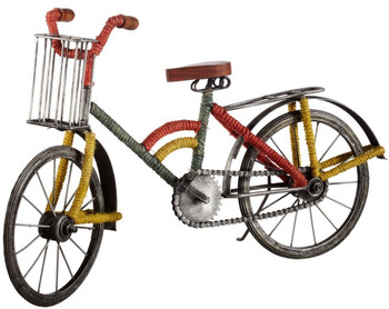 Jukie Bicycle Decor with Basket