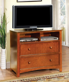 Connie Valden Oak Media Chest