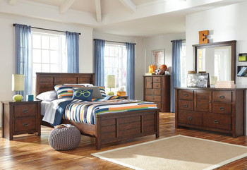 Louisville Bedroom Set