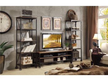 Shadrax 3 Pc Wall Unit