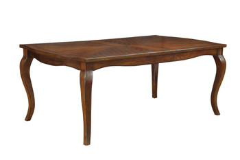 Mildred Brown Dining Table