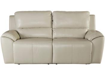 Erwan Leather Reclining Sofa