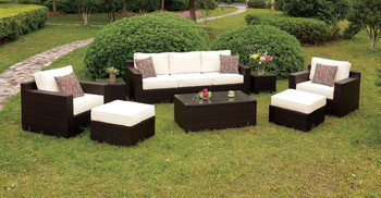 Berta 8-PC Patio Sofa Set