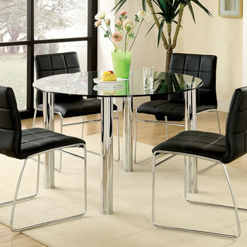 Charley Round Dining Table