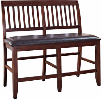 Lenox Brown Bench