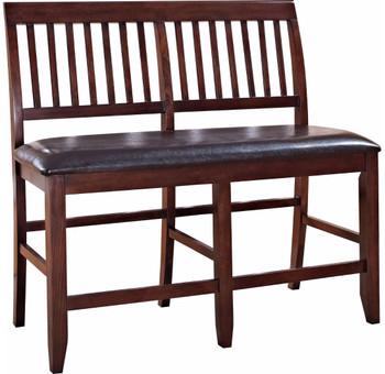 Lenox Brown Bench