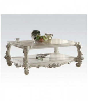 Chapelhill white coffee table
