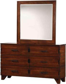 Aadolf Dresser & Mirror