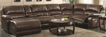 Gannon Reclining Sectional