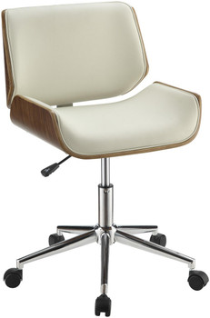 Morandi Beige Office Chair