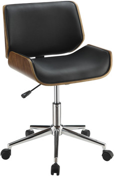 Morandi Black Office Chair
