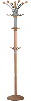 Cal Oak Coat Rack
