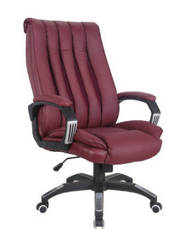 Jadon Red Office Chair