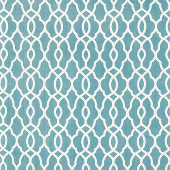 Amalia Blue & Ivory Area Rug