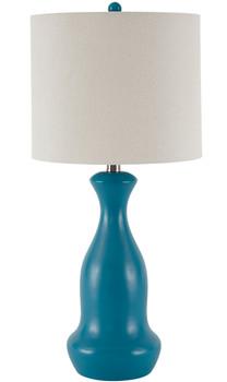 "Ambit Blue 26""H Table Lamp"