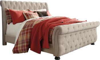 Beckett Sleigh Bed
