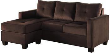 Caleb Brown Sofa Chaise