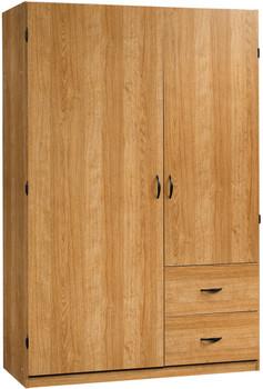 Origins Oak Large Wardrobe