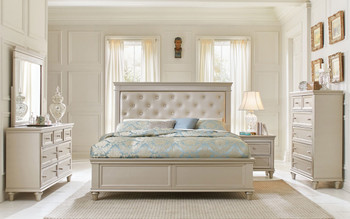 Ariella Pearl Bedroom Set