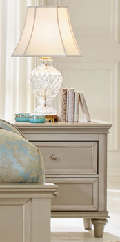 Ariella Pearl Night Stand
