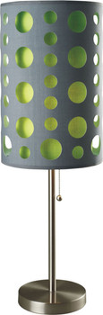 "Etro Green 30""H Table Lamp"