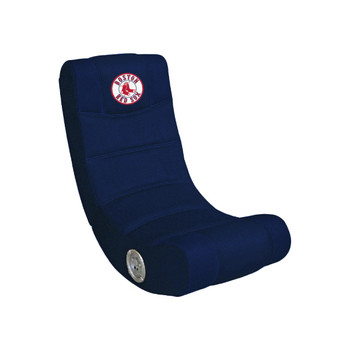 Boston Red Sox Rocker Chair W/Built-In Blue Tooth