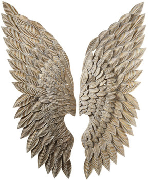 Seraphim Angel Wings Wall Decor
