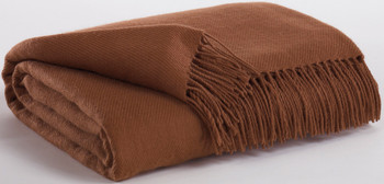 Vale Amber Decorative Throw