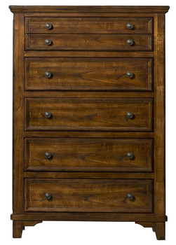Samuel Warm Oak Chest