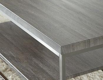 Modani Gray End Table