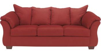 Edeline Spice Plush Sofa