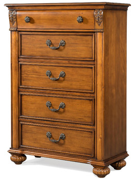 Everette Warm Oak Chest