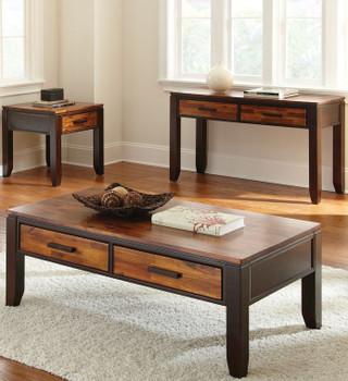Denver 3 Piece Table Set