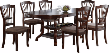Scarlett 7 Piece Dining Set