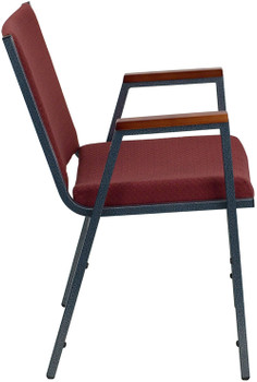 Yair Red Arm Office Chair