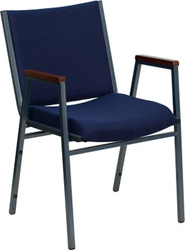 Yair Blue Arm Office Chair
