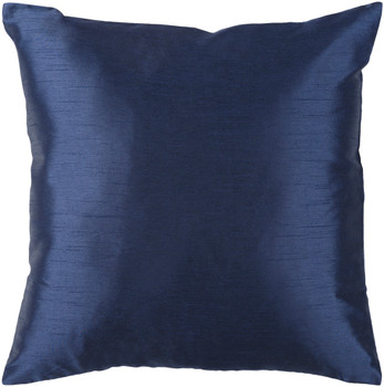 Felicia Designer Navy Pillow