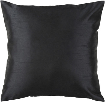 Felicia Designer Black Pillow
