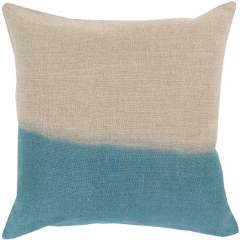 Baltzer Teal Pillow