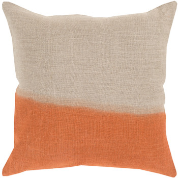 Baltzer Orange Pillow