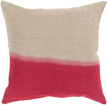 Baltzer Bright Red Pillow
