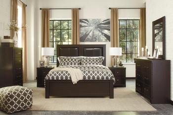 Bixli Bedroom Set