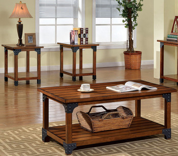 Forrest 3 Pc End Tables