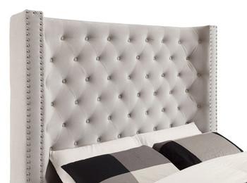 Ryden Ivory Bed