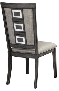 Austin Smoke Grey Dining Chair