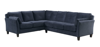 Chelsey Navy Sectional