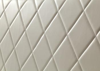 Melange Silver Gray Bed