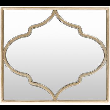 Carlisle Champagne Wall Mirror