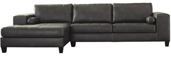 Miliano Charcoal Sectional